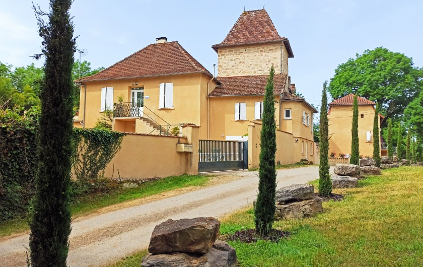 Location de vacances - Chambre d'hôtes à La Madeleine
