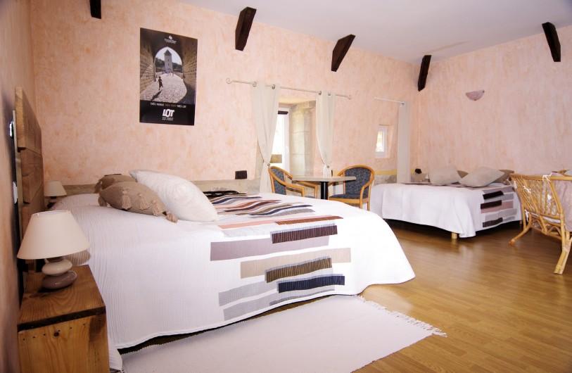 Location de vacances - Chambre d'hôtes à La Madeleine - Cuisine de l'appartement