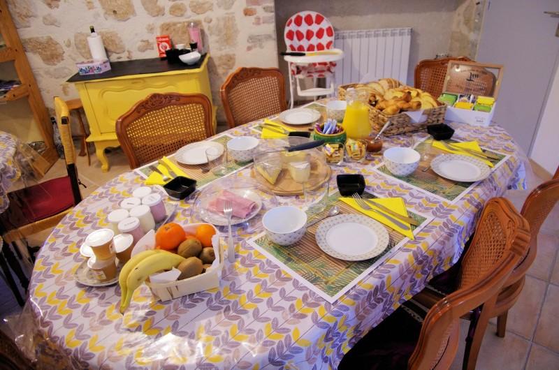 Location de vacances - Chambre d'hôtes à La Madeleine - Chambre Cahors 37m²
