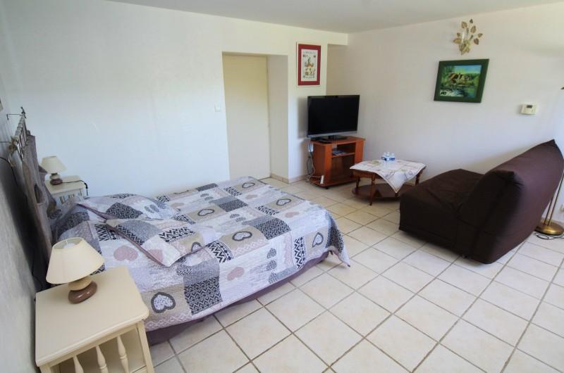 Location de vacances - Chambre d'hôtes à La Madeleine - Double chambre Padirac 46m²