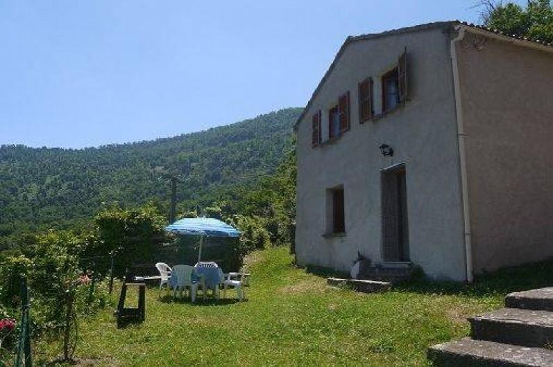 Location de vacances - Gîte à San-Gavino-d'Ampugnani