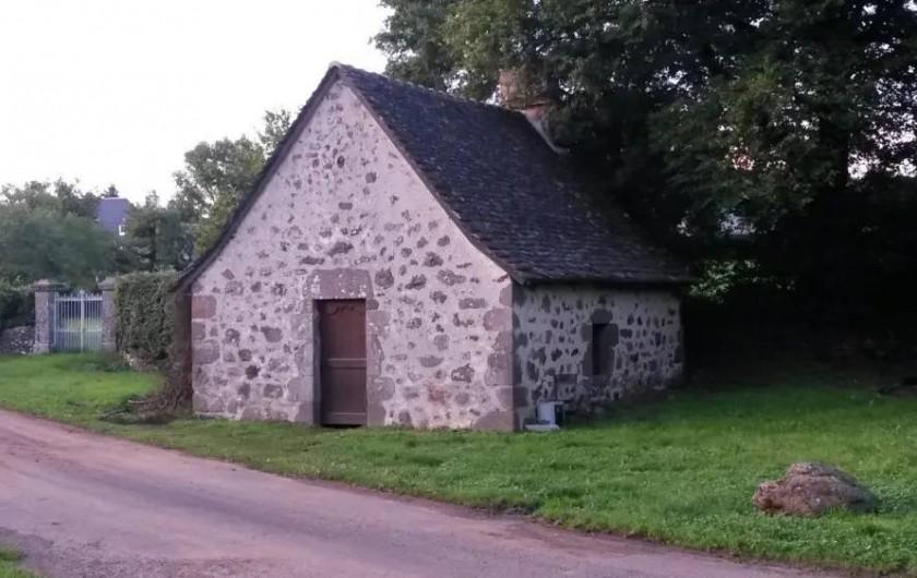 Location de vacances - Gîte à Loupiac - Le four du  Village de Conroc