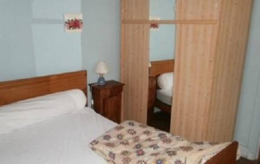 Location de vacances - Gîte à Loupiac - Chambre 1