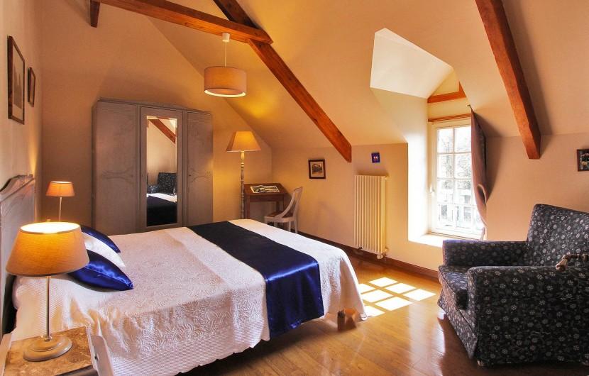 Location de vacances - Gîte à Saint-Alban - Autre chambre à l'étage