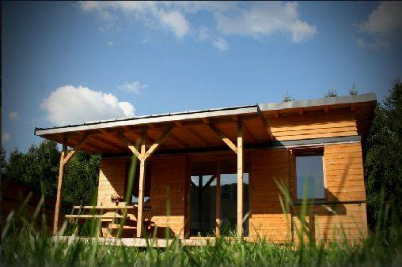 Location de vacances - Chalet à Baume-les-Dames