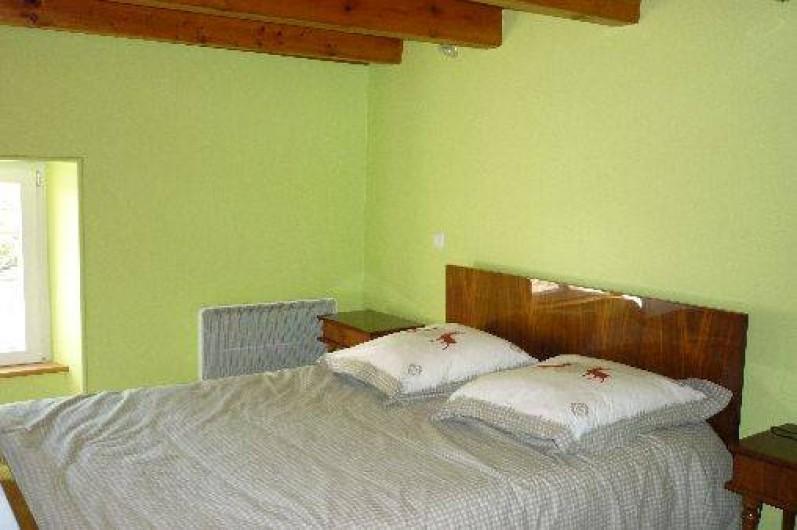 Location de vacances - Gîte à Ranrupt - chambre à coucher n° 2