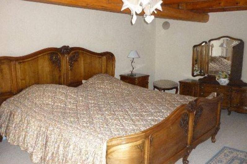 Location de vacances - Gîte à Ranrupt - chambre à coucher n° 3