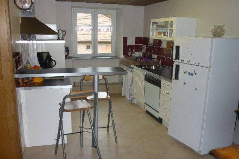 Location de vacances - Gîte à Ranrupt - cuisine