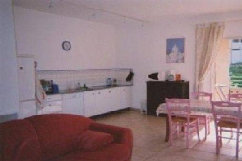Location de vacances - Appartement à Porto Pollo