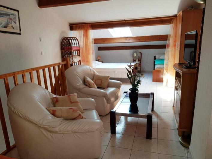 Location de vacances - Appartement à Le Lavandou - chambre 2
