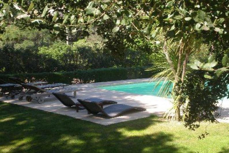 Location de vacances - Gîte à Grimaud