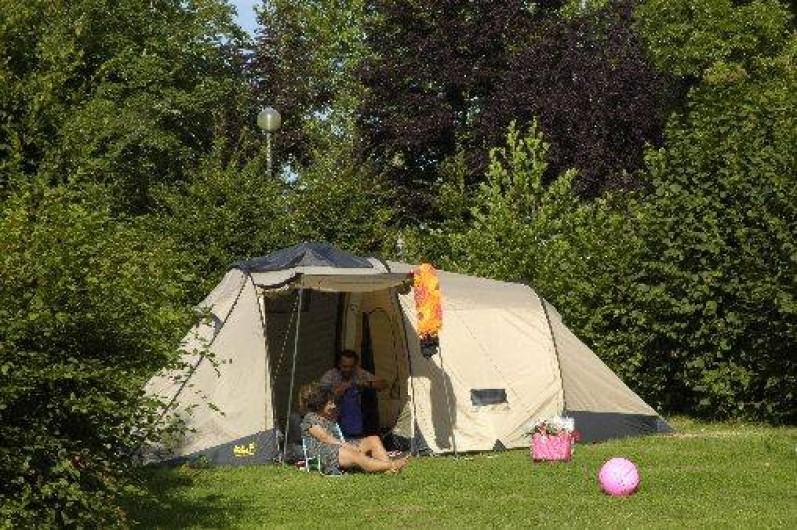 Location de vacances - Camping à Arnay-le-Duc