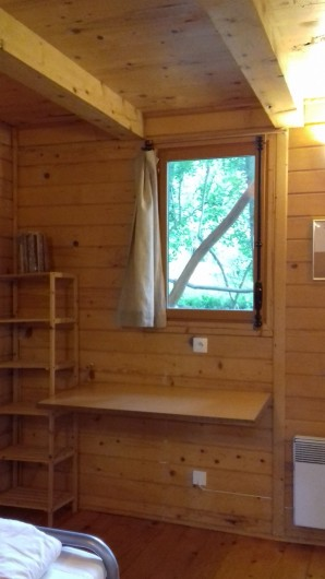 Location de vacances - Gîte à Crisolles - Gîte accessible - rez-de-chaussée