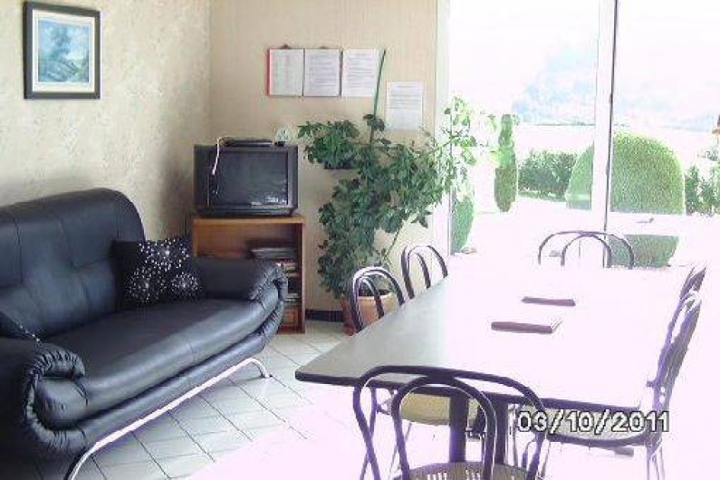 Location de vacances - Appartement à Le Tholy