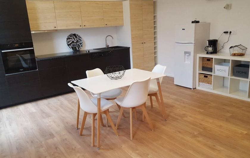 Location de vacances - Appartement à Villeveyrac