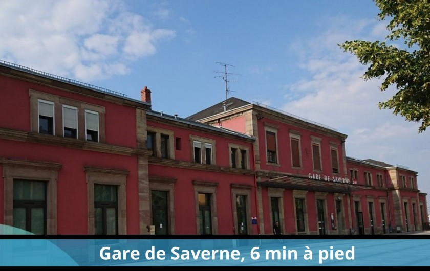 Location de vacances - Appartement à Saverne