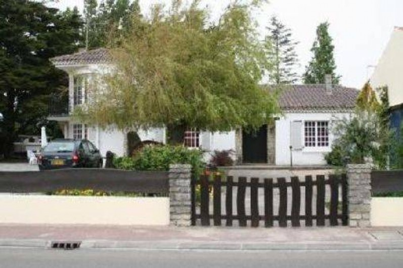 Location de vacances - Maison - Villa à La Guérinière - Vue d'ensemble de la villa