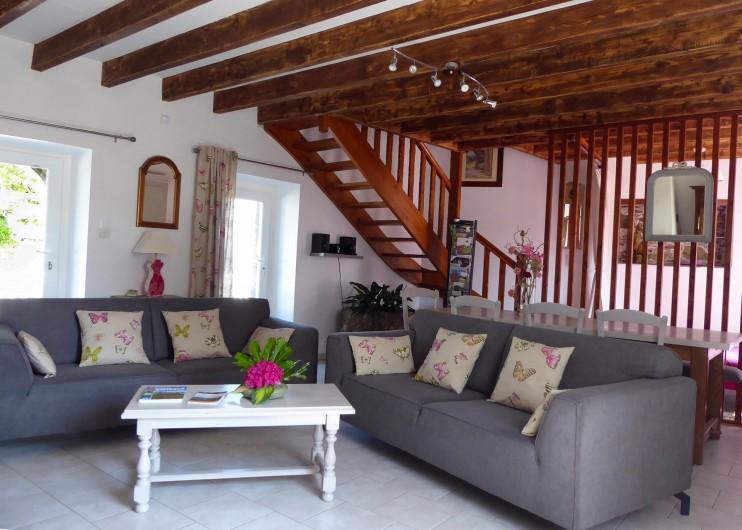 Location de vacances - Gîte à Saint-Igeaux