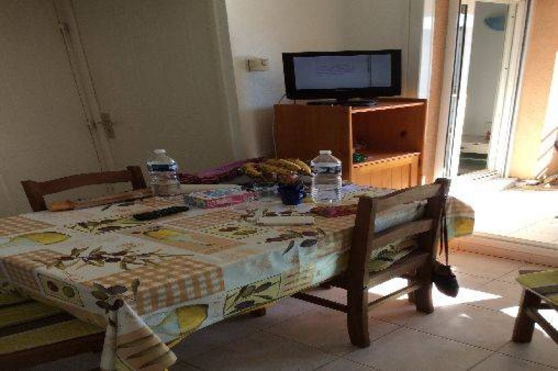 Location de vacances - Studio à Golfe-Juan