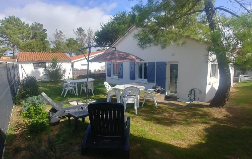 Location de vacances - Villa à La Tranche-sur-Mer - Reposez-vous et profitez...