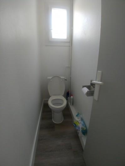 Location de vacances - Villa à La Tranche-sur-Mer - Toilettes