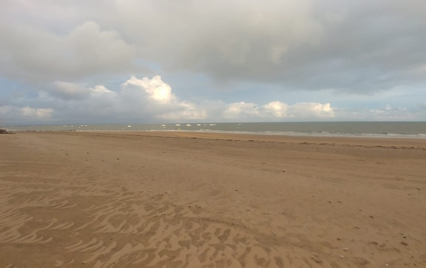 Location de vacances - Villa à La Tranche-sur-Mer - Plage