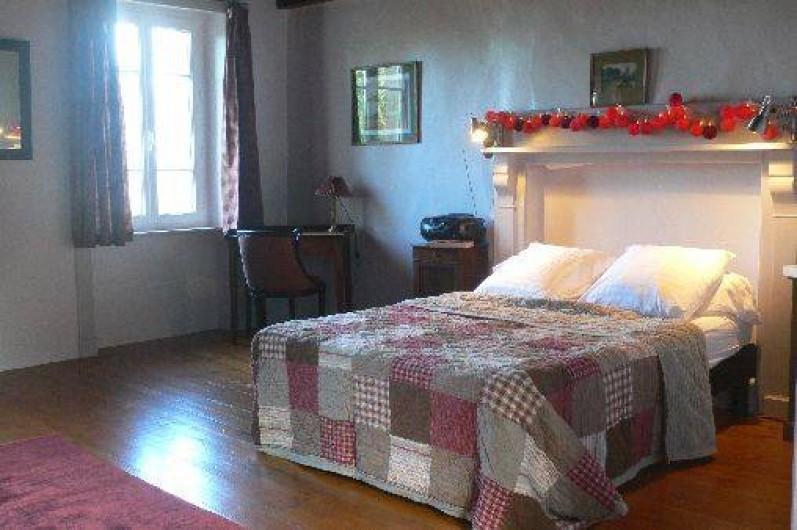 Location de vacances - Maison - Villa à Éculleville - chambre avec vue