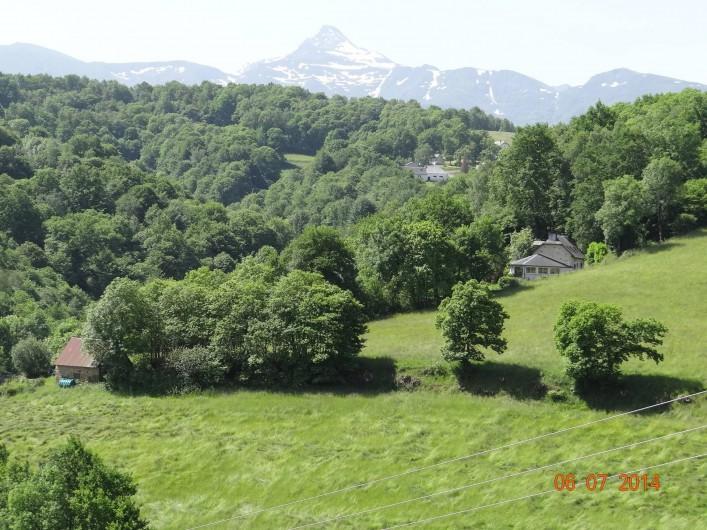 Location de vacances - Maison - Villa à Astugue - Vue depuis la bergerie