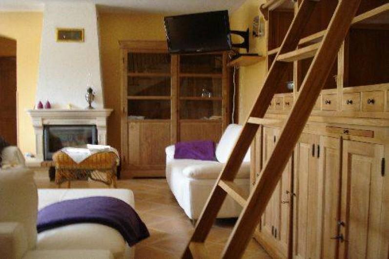 Location de vacances - Villa à Montbrison-sur-Lez
