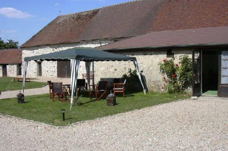 Chambres d 39 h tes les maison maquets rozoy bellevalle for Maison hote picardie