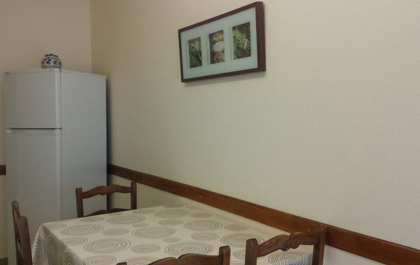 Location de vacances - Appartement à Juan les Pins - cuisine