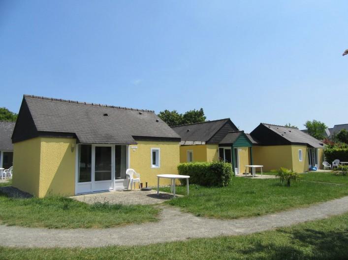 Location de vacances - Chalet à Arzal