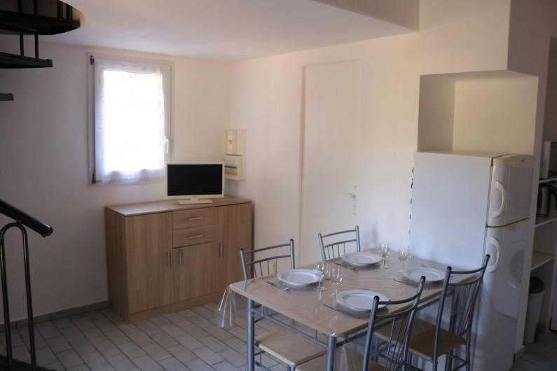 Location de vacances - Villa à Porto-Vecchio - LE SEJOUR