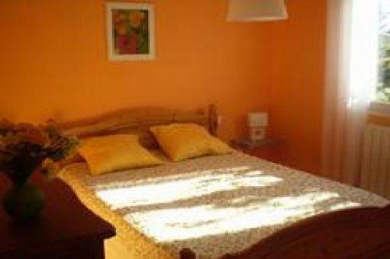 Location de vacances - Villa à Cazouls-lès-Béziers - Chambre coté Est