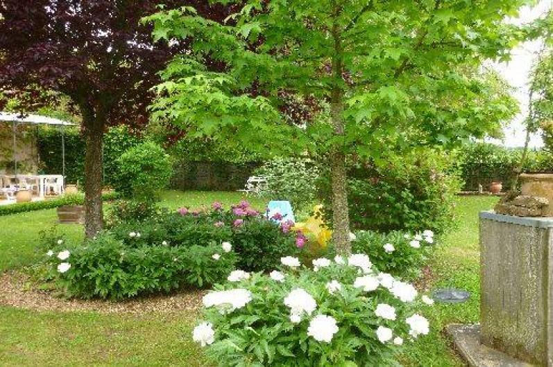Location de vacances - Chambre d'hôtes à Villy-le-Moutier