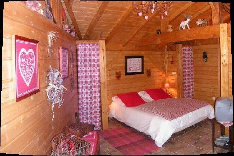 Location de vacances - Chambre d'hôtes à Taintrux