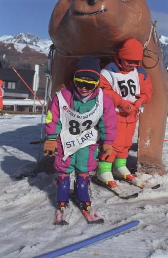 Location de vacances - Appartement à Guchen - Ecole de ski a Saint Lary Soulan