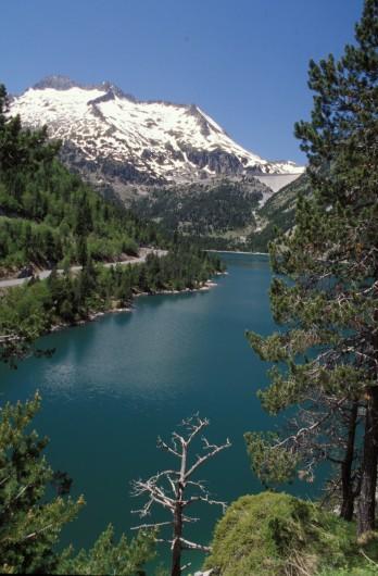 Location de vacances - Appartement à Guchen - Lac d'Orédon dans le massif du Néouvielle, au dessus barrage de Cap de Long
