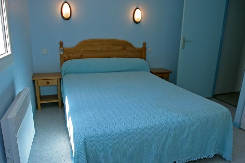 Location de vacances - Appartement à Guchen - Chambre