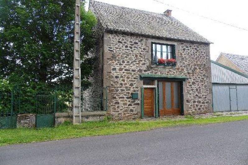 Location de vacances - Gîte à Chavagnac
