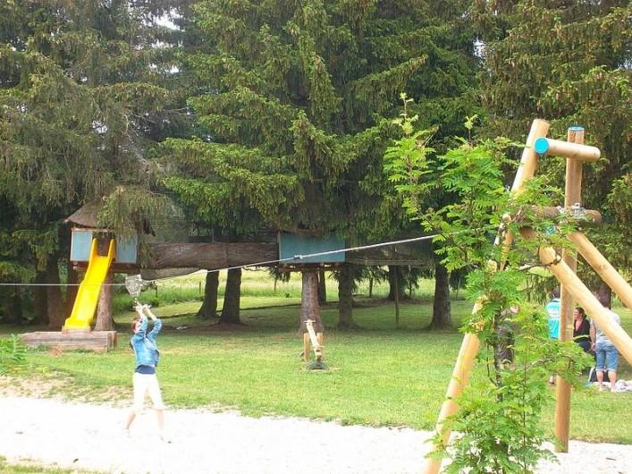 Location de vacances - Chalet à Boisset - Village Perché