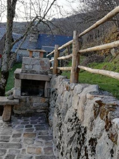 Location de vacances - Maison - Villa à Dourbies - BARBECUE