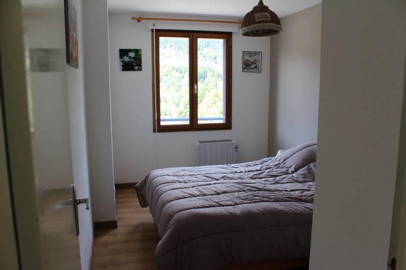 Location de vacances - Appartement à Lélex - Chambre