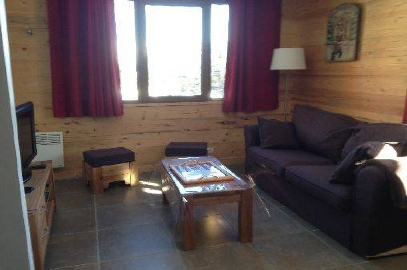 Location de vacances - Appartement à La Léchère