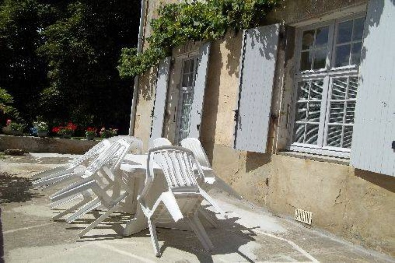 Location de vacances - Appartement à Rouffilhac