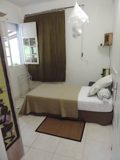 Location de vacances - Villa à Gros-Morne - Petite chambre