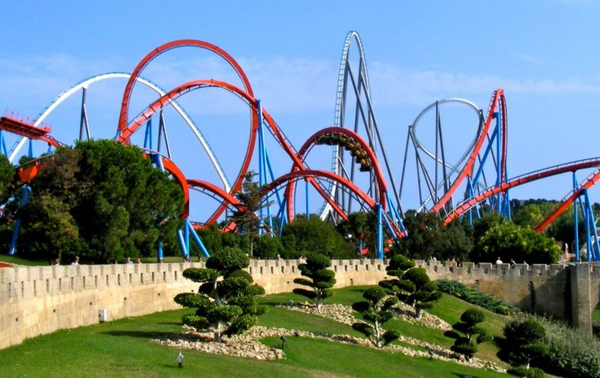 Location de vacances - Villa à L'Ametlla de Mar - Port Aventura World