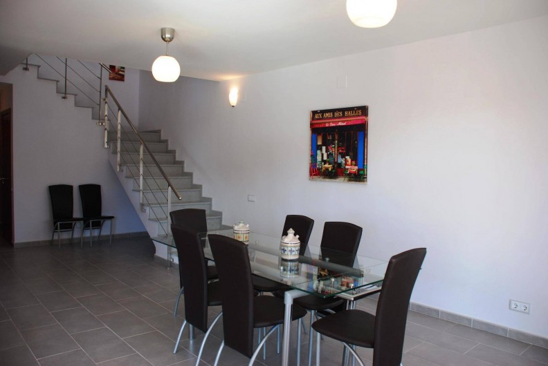 Location de vacances - Villa à L'Ametlla de Mar - Salle à Manger