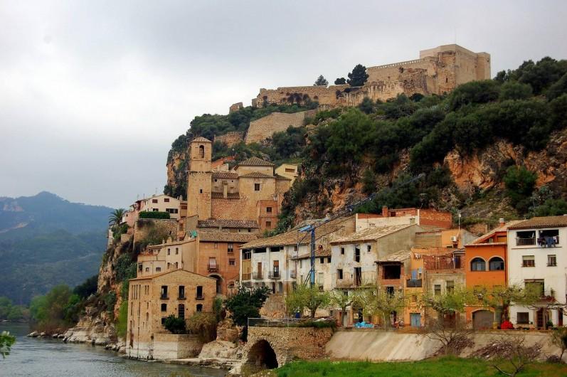 Location de vacances - Villa à L'Ametlla de Mar - Chateau de Miravet
