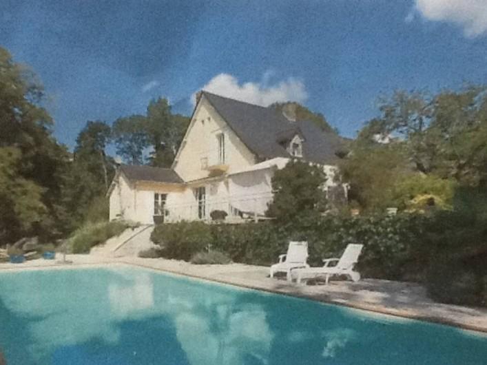 Chambre d 39 h tes avec piscine pr s de caen may sur orne - Maison d hote en alsace avec piscine ...